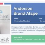 Andresom Brand Alape