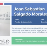 Joan Sebastian Salgado Morales