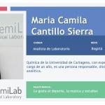 Maria Camila Cantillo Sierra